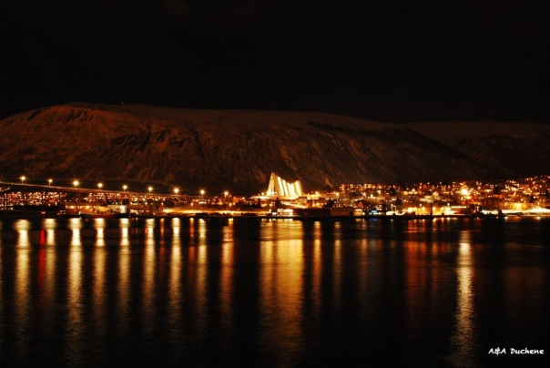 Tromso by night A&A